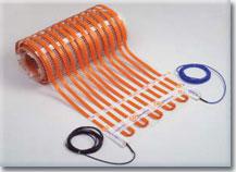 Este un material cu calitati deosebite, cu randament semnificativ, mai eficient decat al clasicelor cabluri incalzitoare folosite la incalzirea in pardoseala de mai bine de 40 de ani.